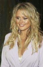 Emily Atack At x In The Style Launch Party in London