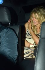 Emily Atack Leaving In The Style launch party