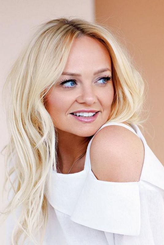 Emma Bunton - For Stella Telegraph, March 2019