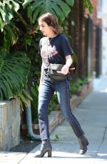 Emma Roberts Out and about in Los Angeles