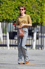 Emma Roberts Out in Hollywood