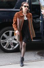 Emma Roberts Out in NYC