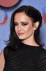 Eva Green At Dumbo Gala Screening at Cinema Le Grand Rex in Paris