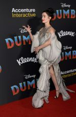 Eva Green At premiere of Disney
