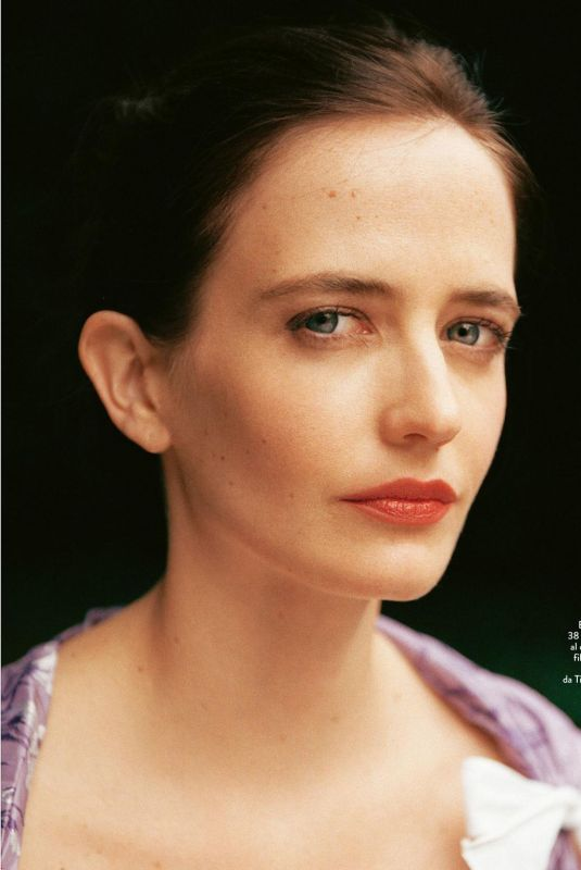 Eva Green - Grazia Magazine Italy, March 2019