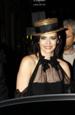 Eva Green Out in Paris France