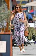 Eva Mendes Shopping in LA