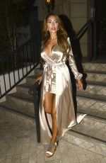 Farrah Abraham Has a night out in Hollywood