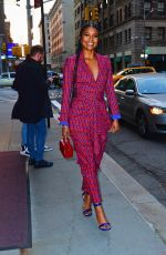 Gabrielle Union Out in NYC