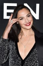 Gal Gadot Attends the Givenchy show PFW Womenswear F/W 2019/2020 in Paris
