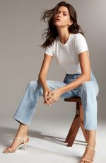 Georgia Fowler - For Aritzia Jeans March 2019