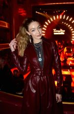 Gigi Hadid At Tommy Hilfiger TOMMYNOW Spring 2019 : TommyXZendaya Premieres at Theatre des Champs-Elysees in Paris, France