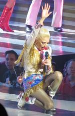 Gwen Stefani Performing at at Planet Hollywood Resort and Casino in Las Vegas