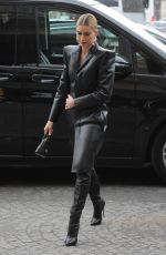 Hailey Baldwin Bieber Out and about in Paris