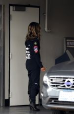 Halle Berry At an office in Beverly Hills