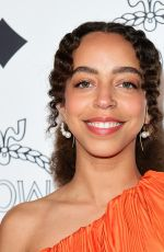 Hayley Law At MCM Global Flagship Store Grand Opening On Rodeo Drive in Beverly Hills