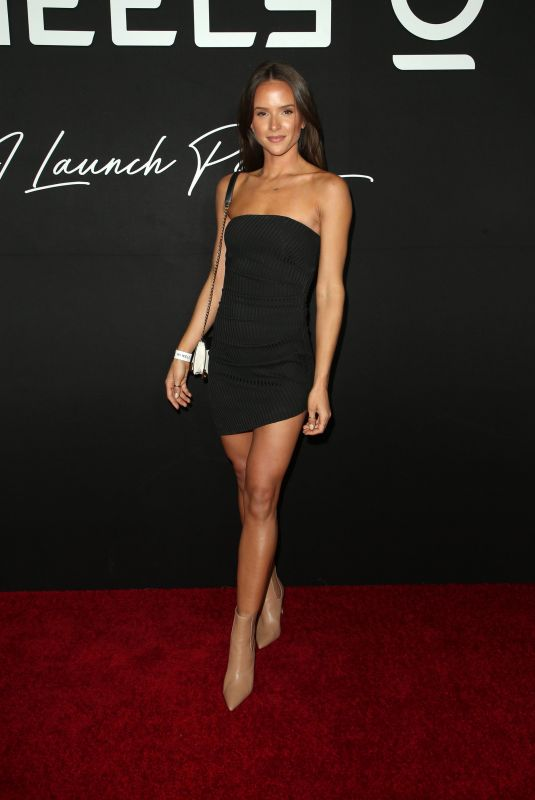 Helen Owen At Wheels launch party, Los Angeles