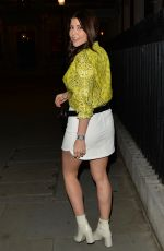 Imogen Thomas At Cantina Laredo , Covent garden