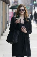 India Eisley Out and about in Los Angeles