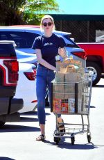 Ireland Baldwin At Whole Foods in LA