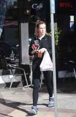 Ireland Baldwin Out in Hollywood