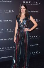 Isabeli Fontan At La Nuit party, Paris Fashion Week, France