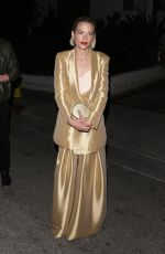 Jaime King Heads out for dinner in Beverly Hills