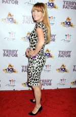 Jane Seymour At Terry Fator 10th Anniversary Show Celebration, Las Vegas