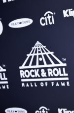 Janelle Monae At 2019 Rock & Roll Hall Of Fame Induction Ceremony in New York
