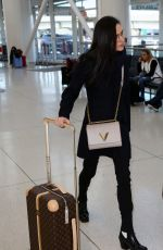 Jennifer Connelly At JFK Airport