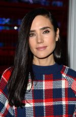 Jennifer Connelly At Louis Vuitton show during Paris Fashion Week Womenswear Fall/Winter 2019/2020