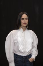 Jennifer Connelly At Press conference for Alita: Battle Angel in Beverly Hills