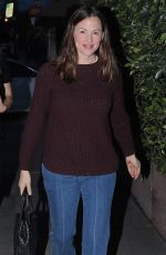 Jennifer Garner At Giorgio Baldi in Santa Monica