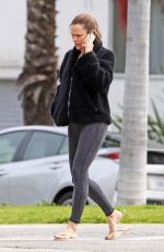 Jennifer Garner O&A in LA