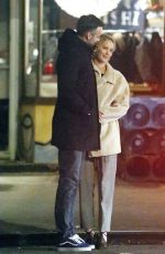 Jennifer Lawrence & Cooke Maroney Out in New York