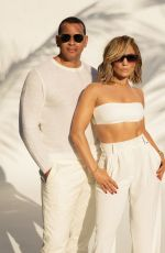 Jennifer Lopez At Quay x JLo and Arod Campaign, March 2019
