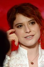 Jessie Buckley At DIFF19 Gala Screening of Wild Rose at Cineworld, Dublin