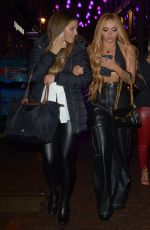 Jesy Nelson At Cirque Le Soir in London