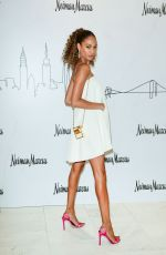 Joan Smalls At Neiman Marcus Hudson Yards Party, New York