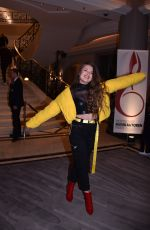 Joelina Drews At 2019 German Music Authors Award at the Hotel The Ritz Carlton in Berlin