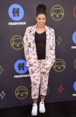 Jordin Sparks At 2nd Annual Freeform Summit in Los Angeles