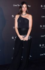 Julia Restoin-Roitfeld At La Nuit party, Paris Fashion Week, France
