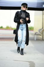 Julianne Hough After lunch at Granville Restaurant in Studio City