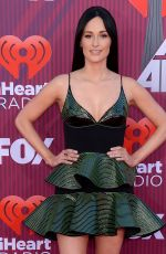 Kacey Musgraves At 2019 iHeartRadio Music Awards in Los Angeles
