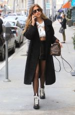 Kara Del Toro Out in Beverly Hills