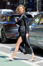 Karlie Kloss Out in Soho, New York City