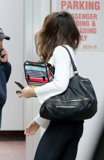 Kate Beckinsale Heading to the hospital in LA