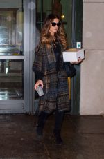 Kate Beckinsale Leaving her hotel in NYC