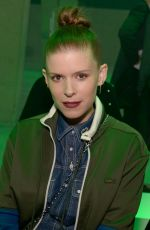 Kate Mara At Lacoste show during Fall Winter 2019, Paris Fashion Week