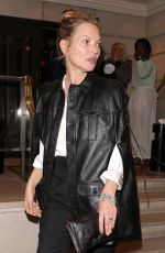 Kate Moss At Meg Mathews birthday party in London